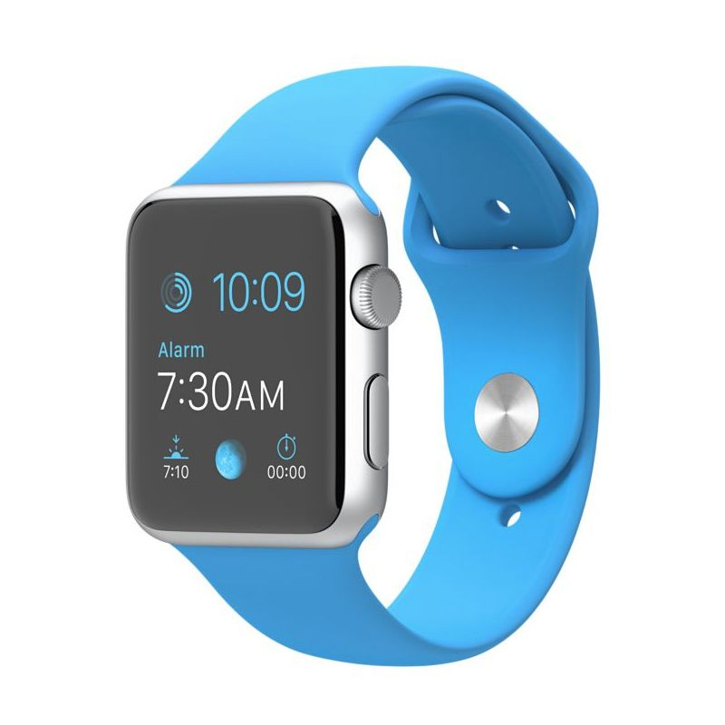 Apple Watch Sport Blue Smartwatch [42mm]
