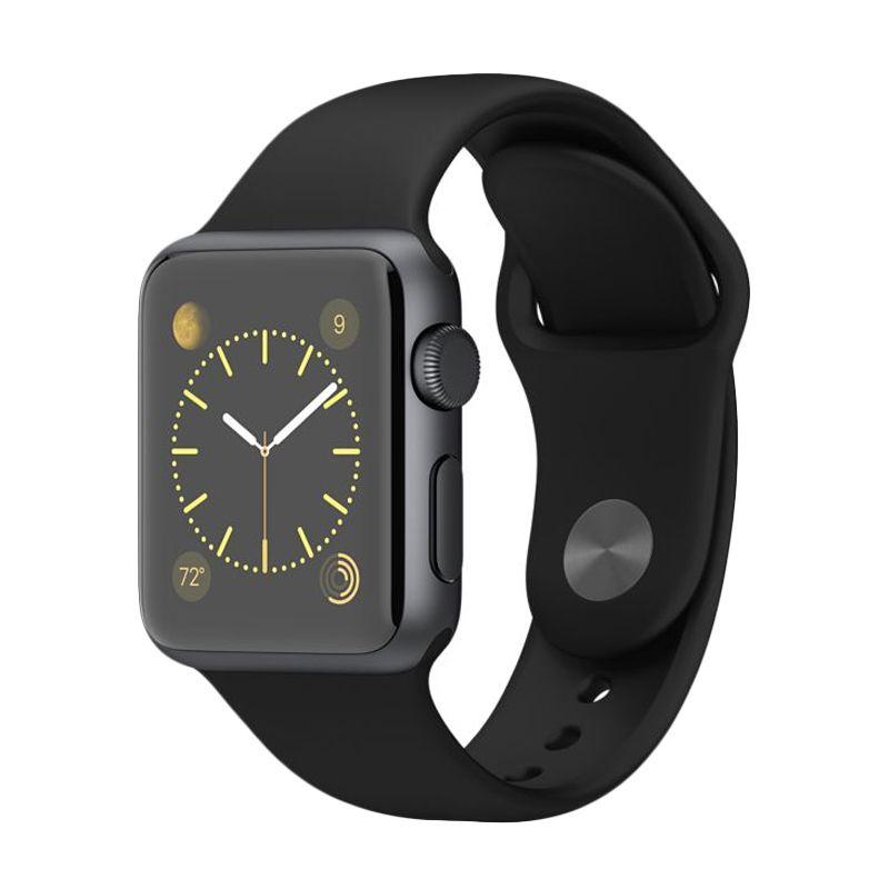 Apple Watch Sport Space Gray Smartwatch [38mm]