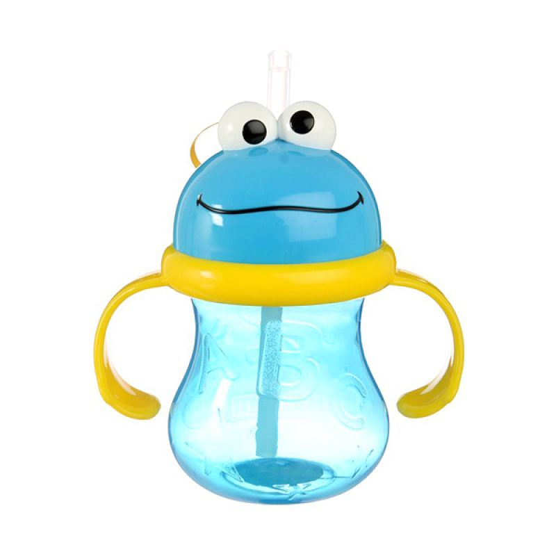 Munchkin Cookie Monster Cup Traning Blue [8 oz]
