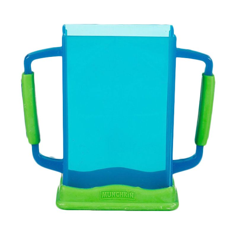 Munchkin Drink Box Carrier Blue Tempat Minum