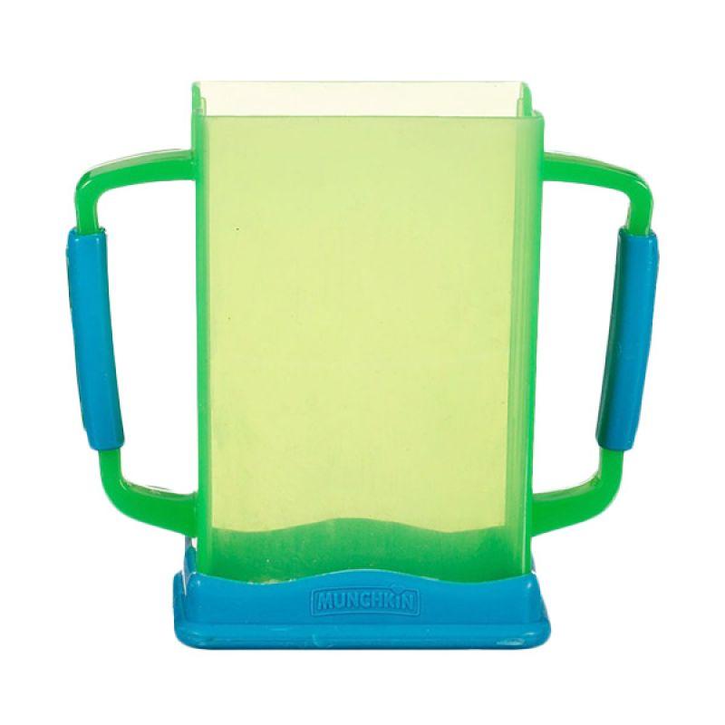 Munchkin Drink Box Carrier Green Tempat Minum