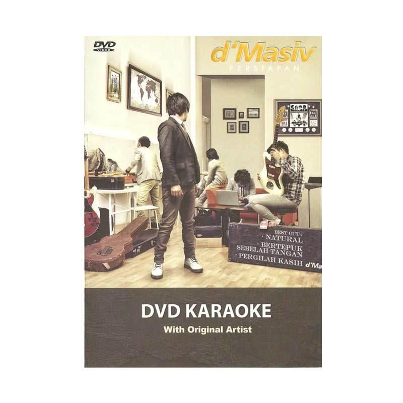 D'Masiv - Persiapan DVD (MDD0002)