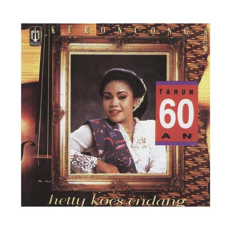 Hetty KE - Krc Tahun 60an CD (MSD0090)