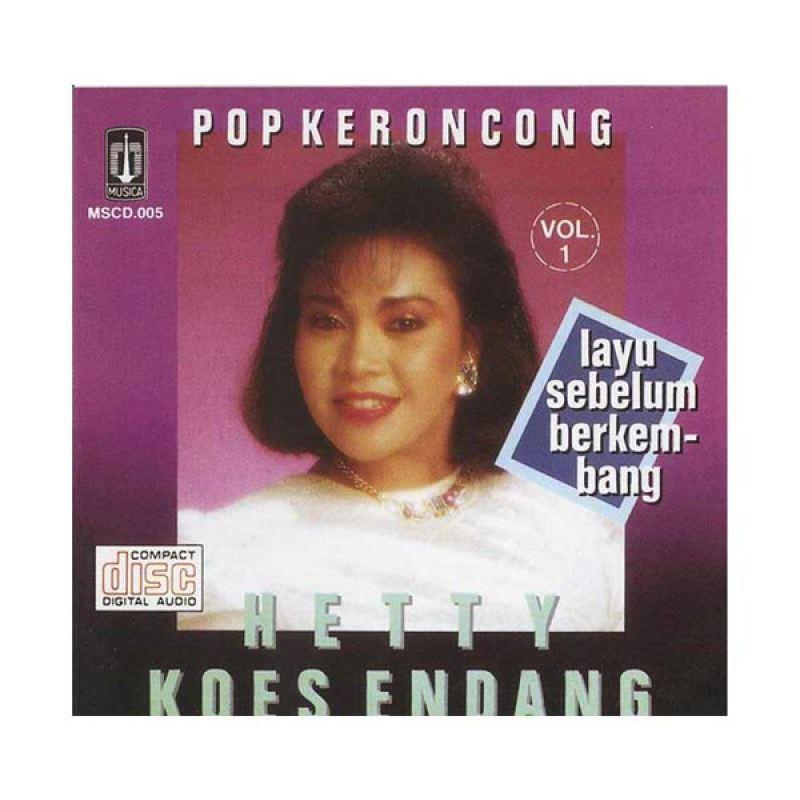 Hetty KE - Layu Sebelum Berkembang VOL.1 CD (MSD0005)