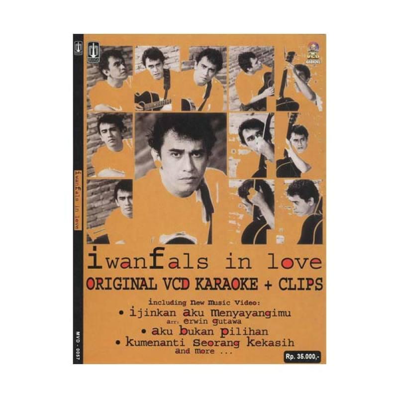 Iwan Fals - In Love VCD (MVD0057)