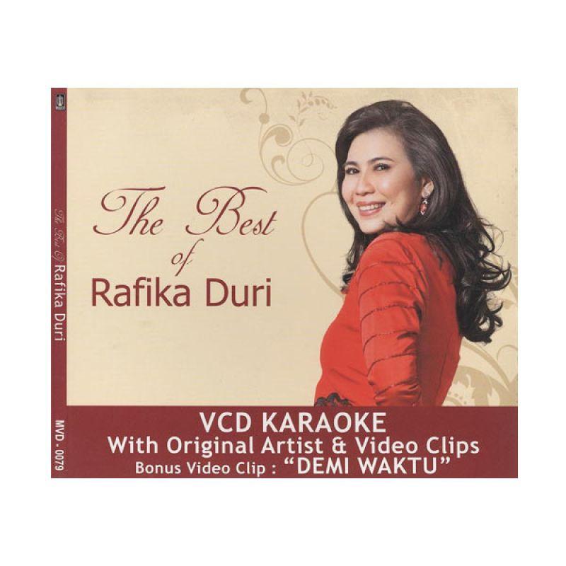 Rafika Duri - The Best Of VCD (MVD0079)
