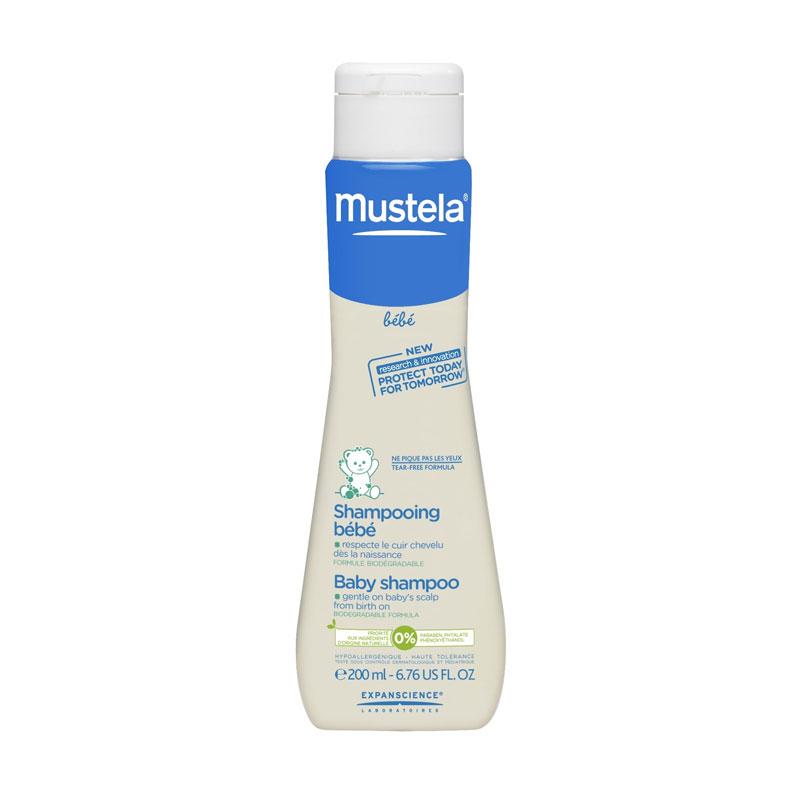 Mustela Bebe Baby Shampoo [200 mL]