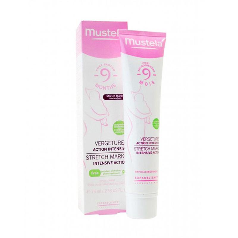 Mustela Stretch Mark Intensive Action Cream - 75ml