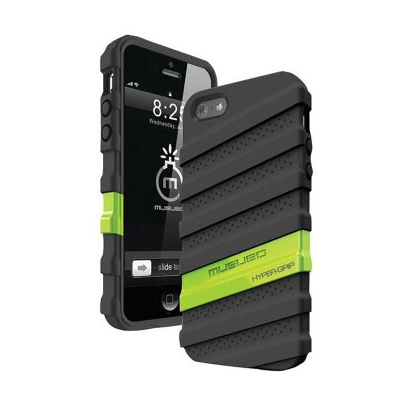 Musubo Hypergrip Black for iPhone 5/5S