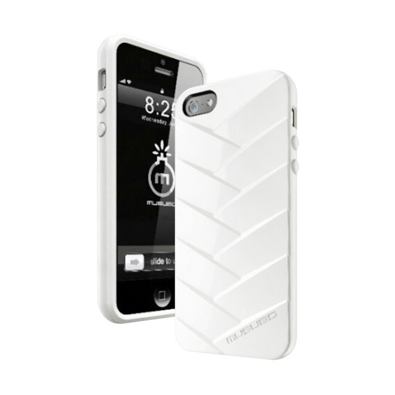Musubo Mummy White for iPhone 5/5S