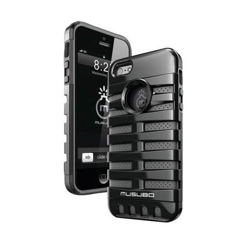 Musubo Retro Black for iPhone 5/5S
