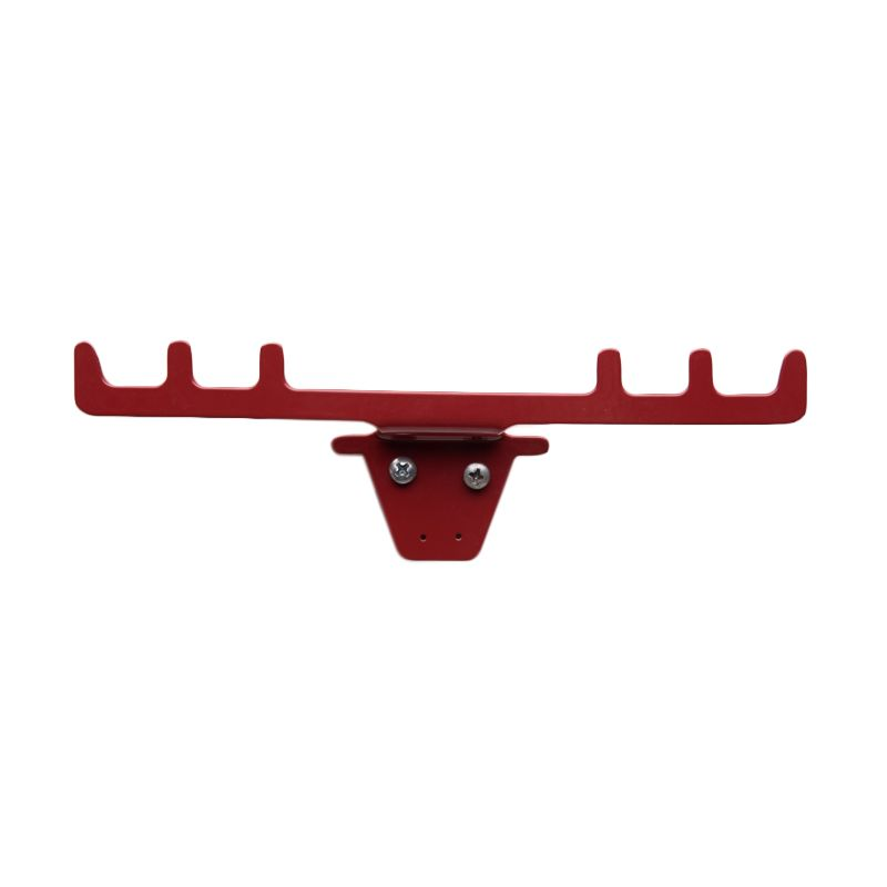 My Choice Decorative Moose Face Design Merah Hanger