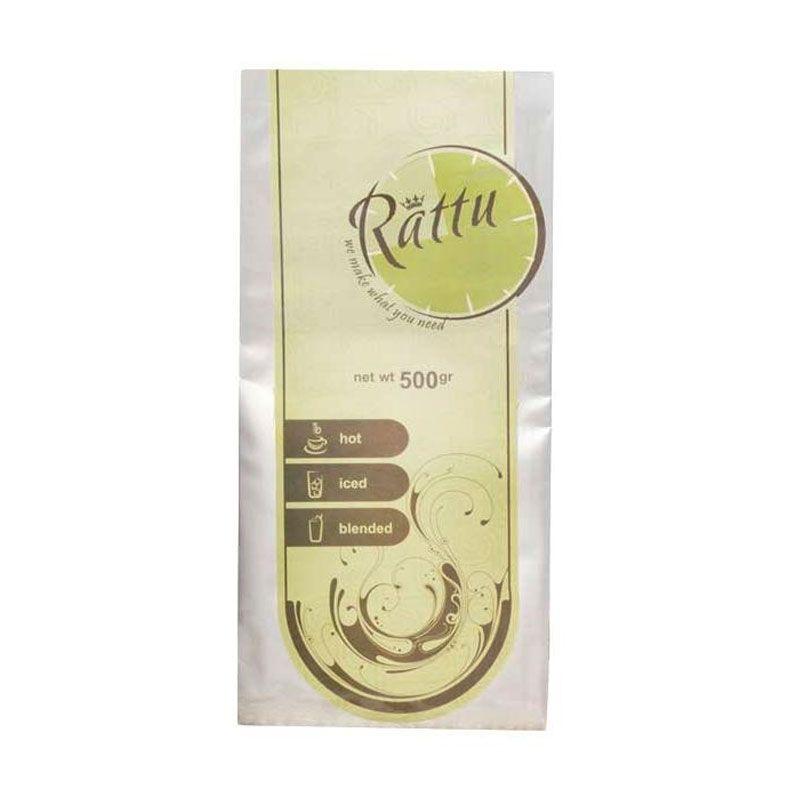 Rattu Beverage Dark Chocolate Minuman Instan