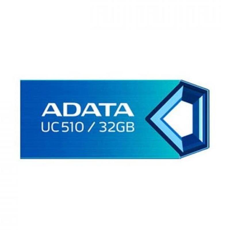 Adata Crystal UC510 Blue Flashdisk [32 GB]