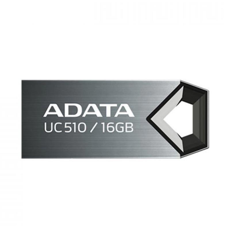 Adata Crystal UC510 Titanium USB Flashdisk [16 GB]