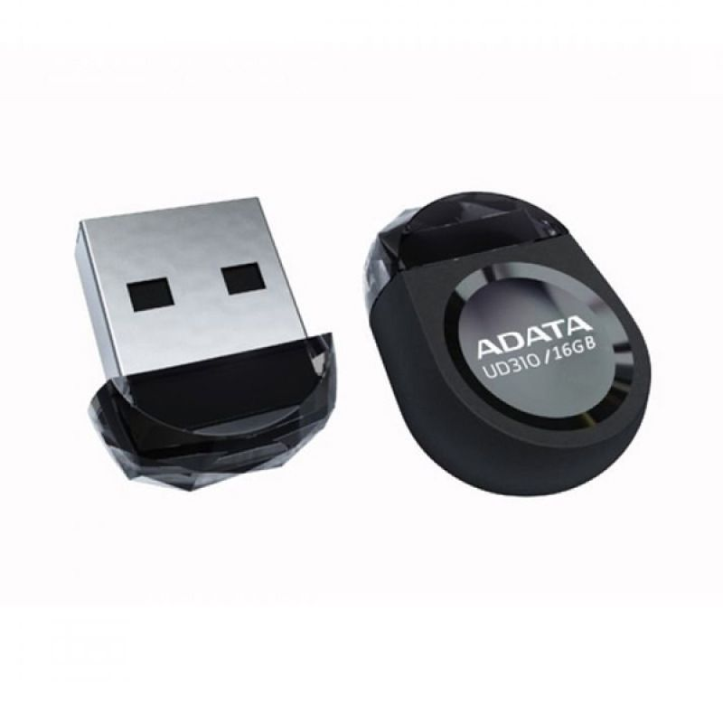 Adata Jewel Like UD310 [16 GB] Hitam USB Flashdisk