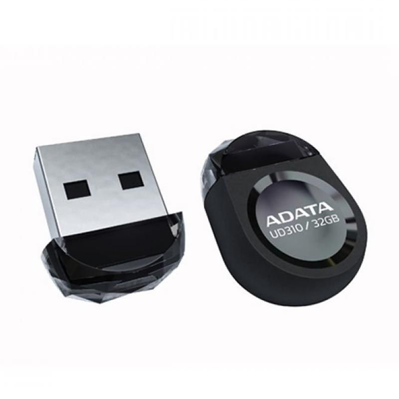 Adata Jewel Like UD310 Hitam USB Flashdisk [32 GB]