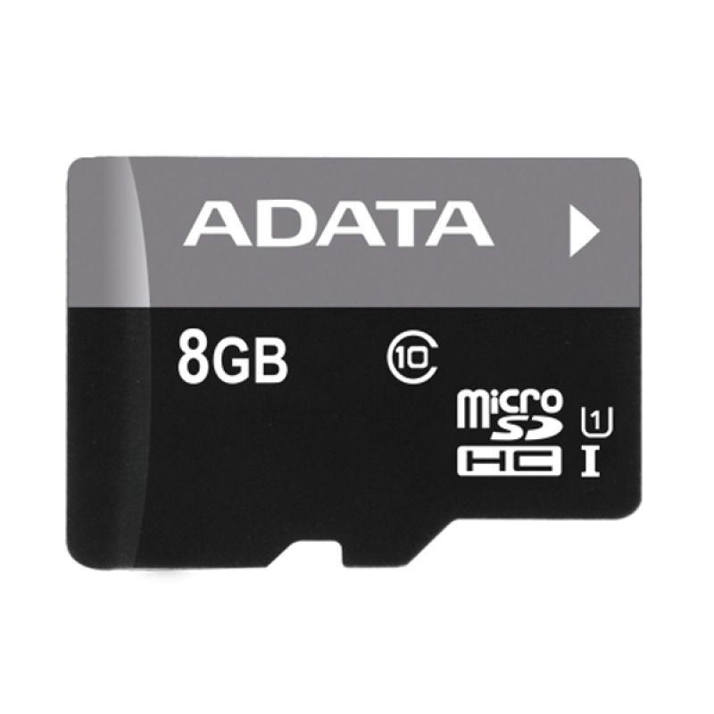 Adata SDHC UHS-U1 [8 GB] Class 10 Memory Card