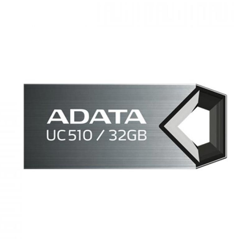 Adata UC510 Titanium Flashdisk [32 GB]