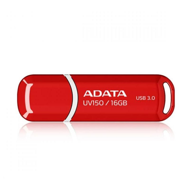 Adata UV150 Merah Flashdisk [16 GB]