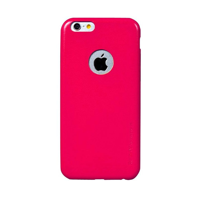 Remax Back Cover Red Rose Creative Casing for iPhone 6