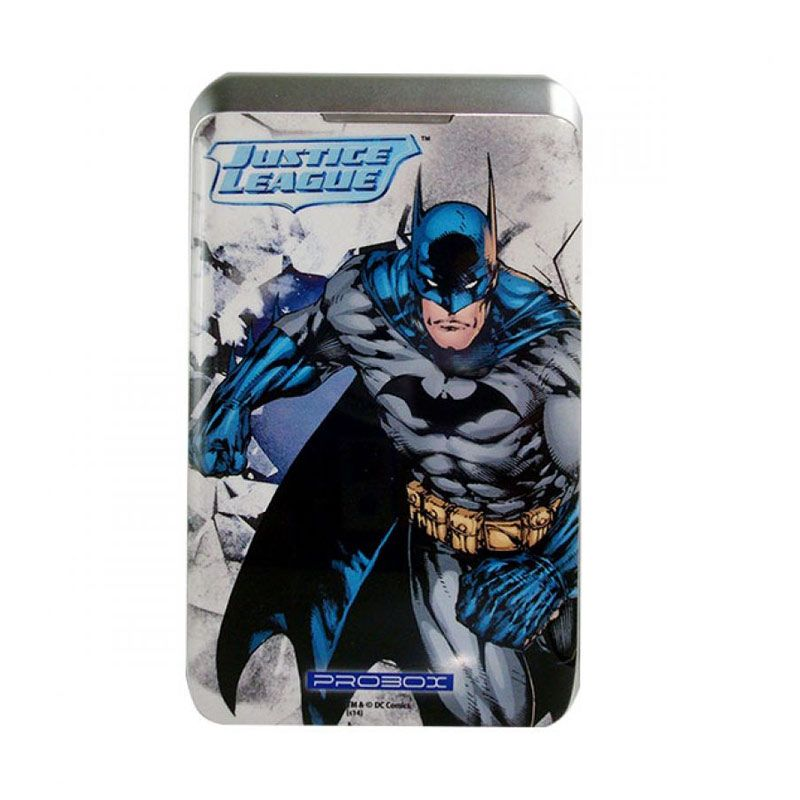Probox My Power Edisi DC Comic Batman Powerbank [7800 mAh]