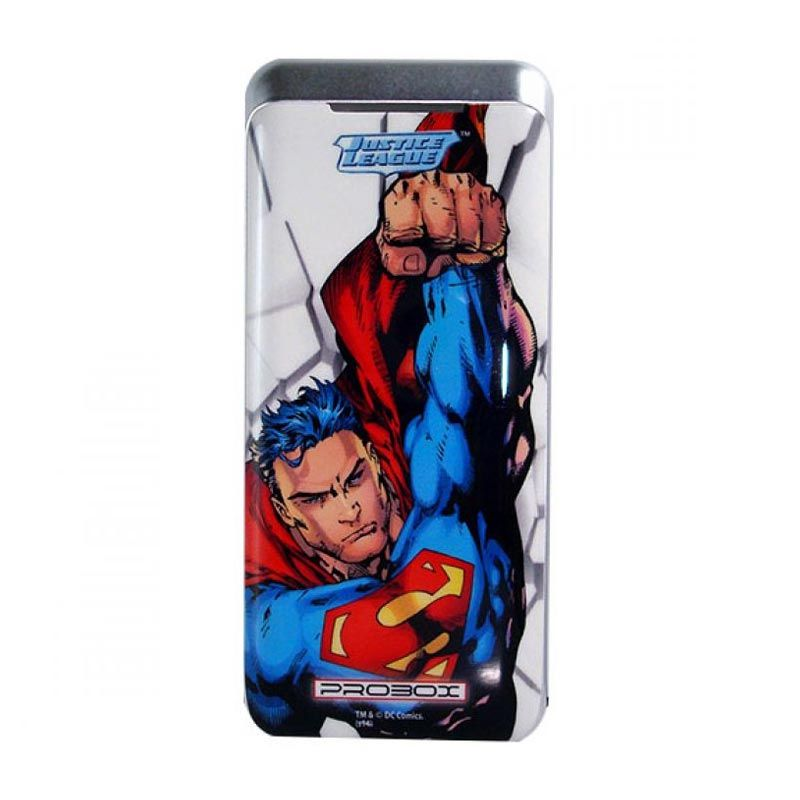 Probox My Power Edisi DC Comic Superman 2 Powerbank [5200 mAh]