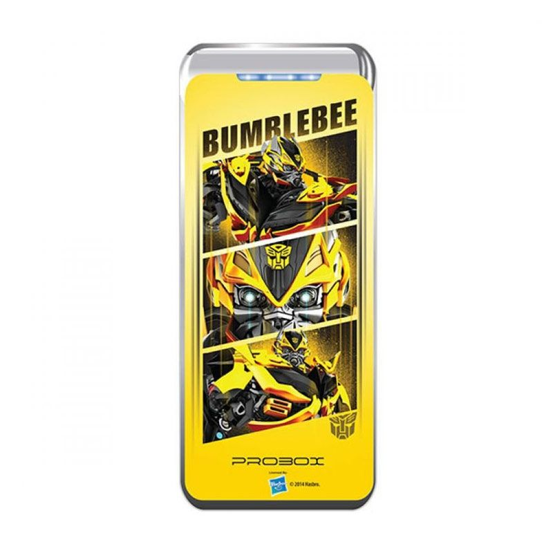 Probox My Power Transformer 4 Bumblebee Power Bank [5200 mAh]