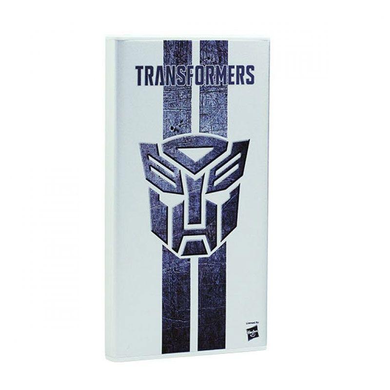 Probox My Power Transformer 4 Logo White Power Bank [8000 mAh]