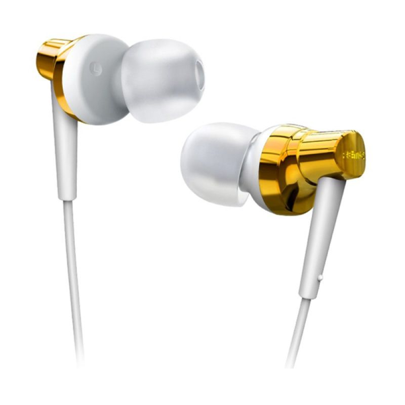 Remax RM 575 Gold Earphone