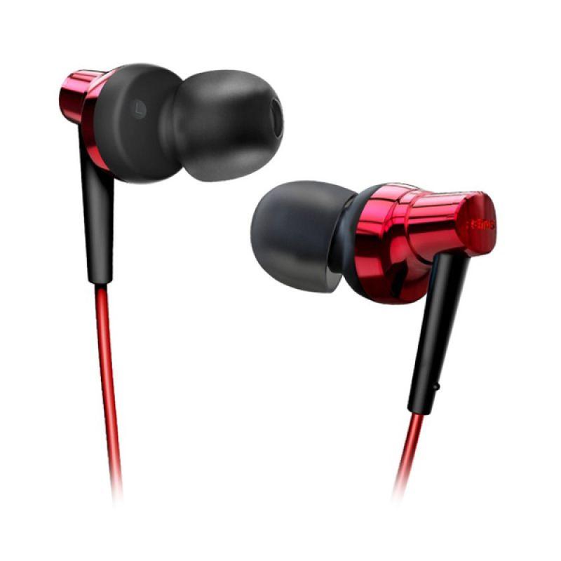 Remax RM 575 Merah Earphone
