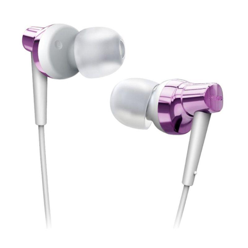 Remax RM 575 Purple Earphone