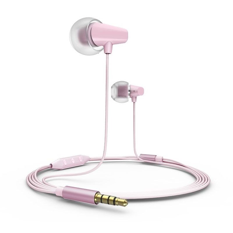 Remax RM 702 Pink Earphone