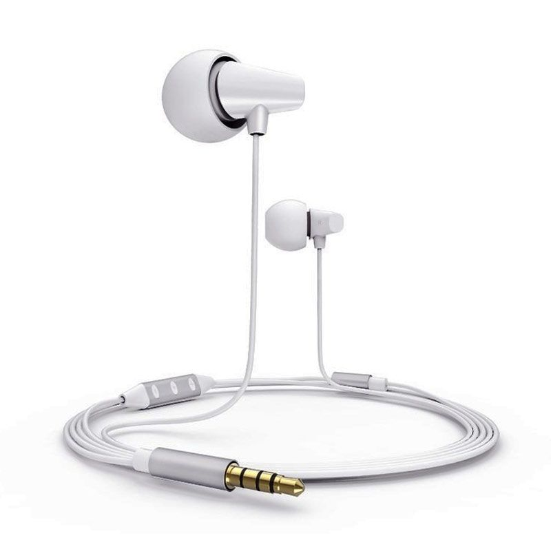 Remax RM 702 Putih Earphone