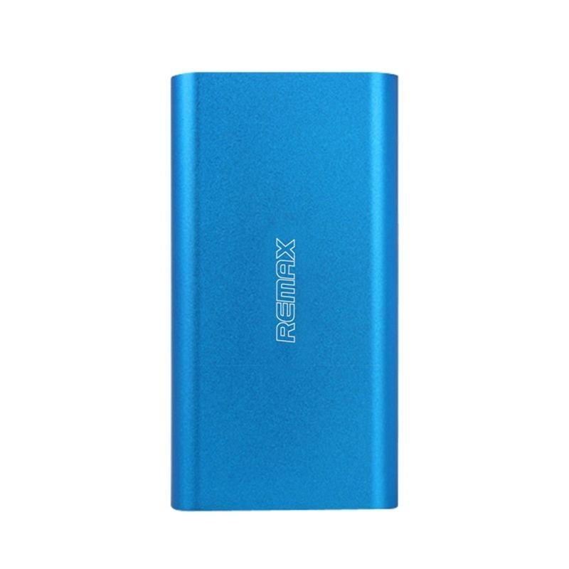 Remax Vanguard Biru Powerbank [10000 mAh]