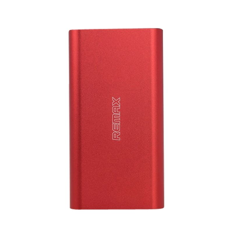 Remax Vanguard Merah Powerbank [10000 mAh]