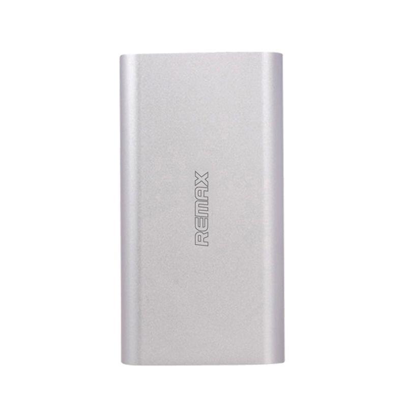 Remax Vanguard Silver Powerbank [10000 mAh]