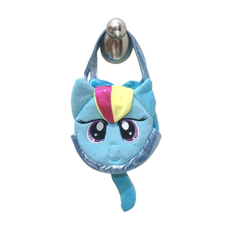 harga My Little Pony Tas Tenteng Anak - Biru Blibli.com