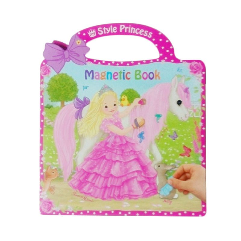 My Style Princess TM6534 Magnetic Book
