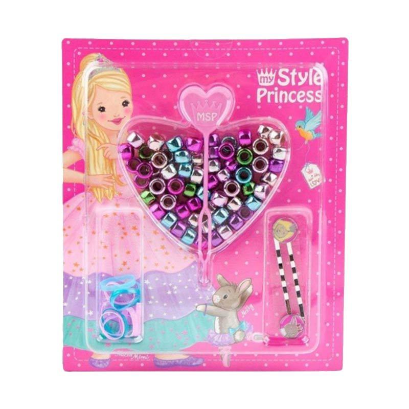 My Style Princess TM8323 Pink Hair Accessories Set