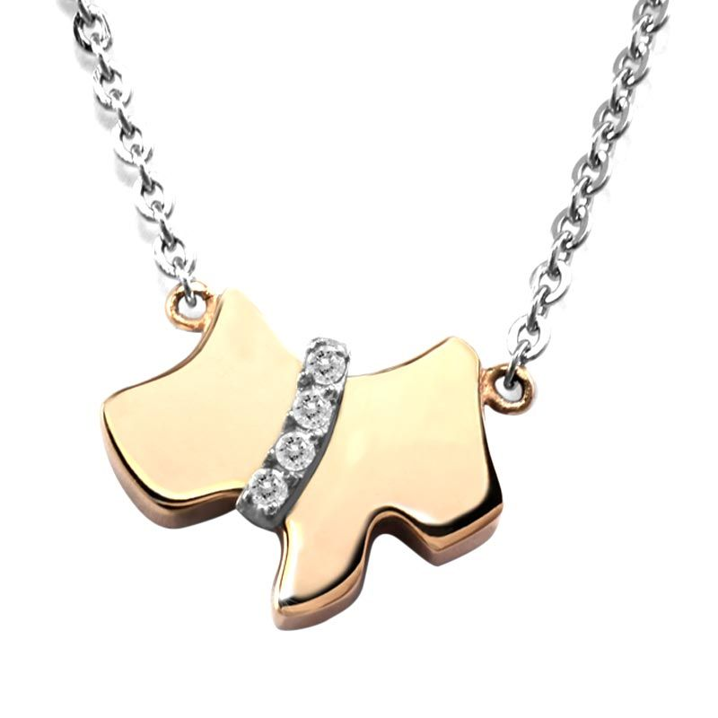 M+Y MTP 608 Pendant + Necklace Chain