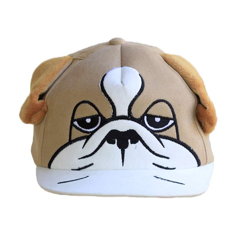 Mydog Indonesia Bulldog Topi