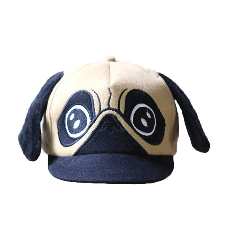 Mydog Indonesia Pug Topi