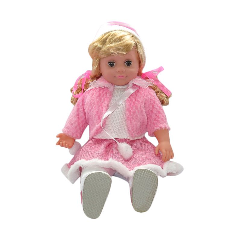 My Nasional - Interactive Doll (IND-ENG) - White Jacket