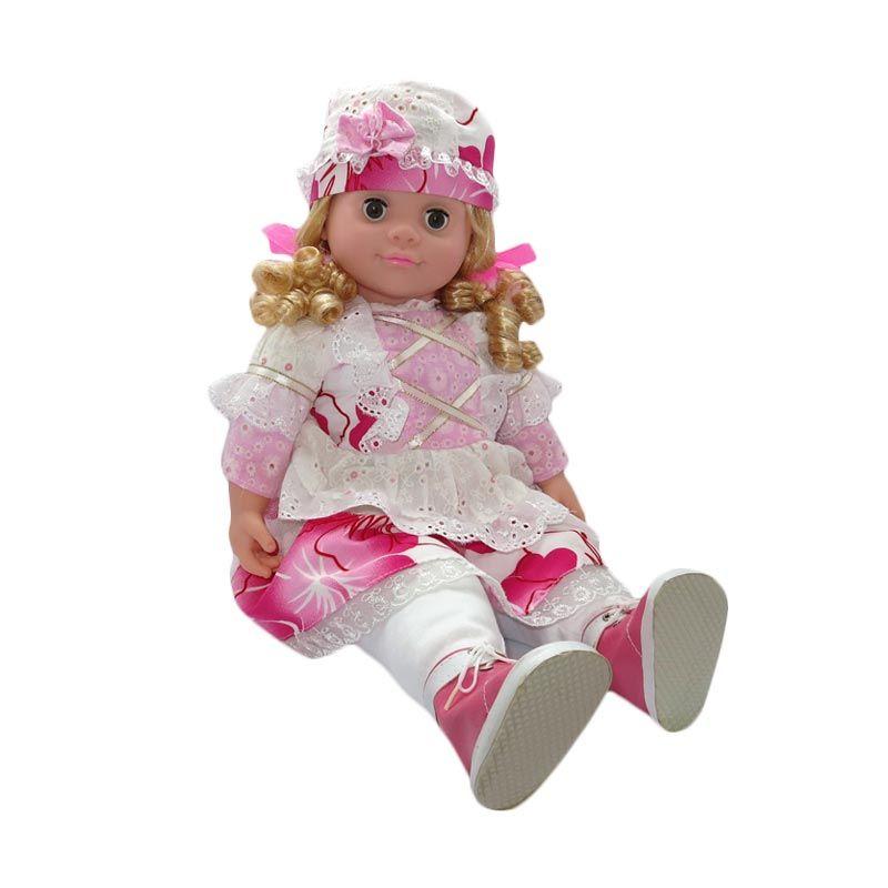 My Nasional - Sensible Doll CHI-ENG-IND B/O - Pink Clothes