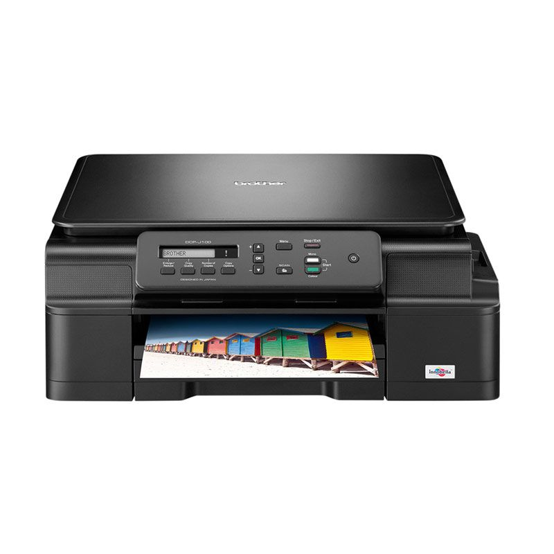 Brother DCP J-100 Hitam Printer