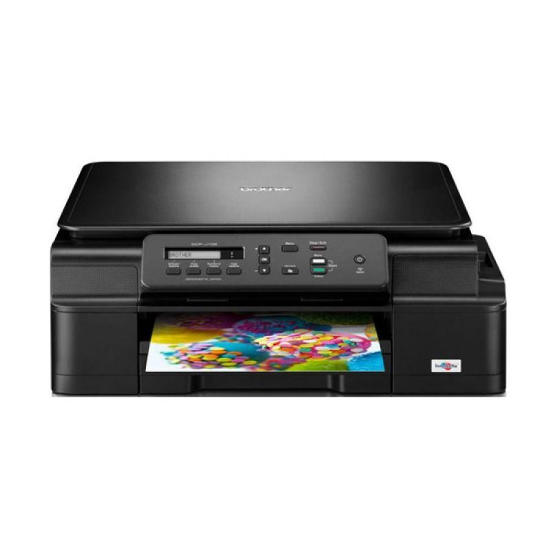 Brother DCP J-105 Hitam Printer