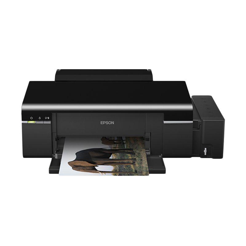 Epson L800 Inkjet Photo Hitam Printer