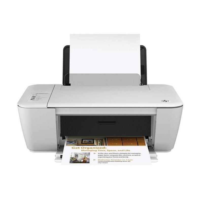 HP Deskjet 1510 All-in-One Putih Printer