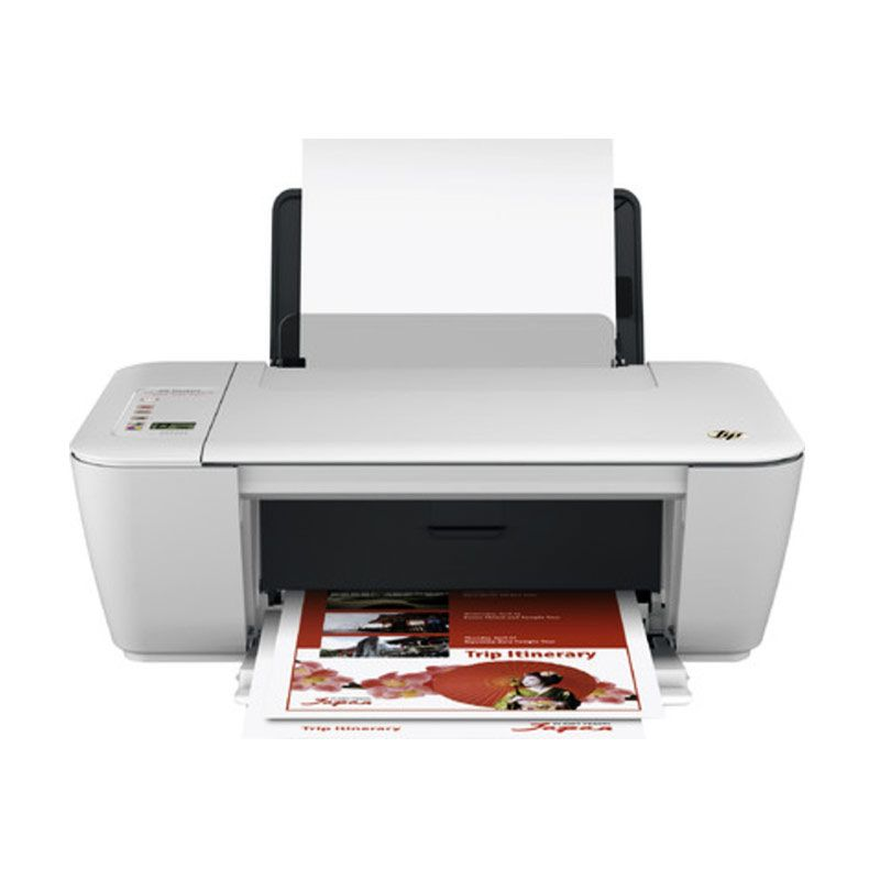 HP Deskjet Ink Advantage 2545 All In One Putih Printer